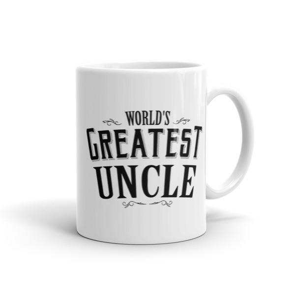 World's Greatest Uncle Coffee Mug 11oz Mug BelDisegno