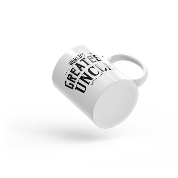 World's Greatest Uncle Coffee Mug  Mug BelDisegno