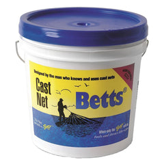 Betts Mullet Cast Nets - Dogfish Tackle & Marine