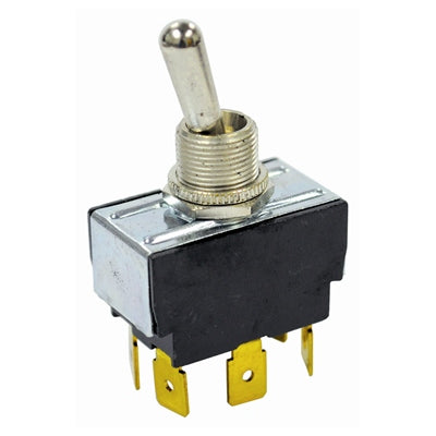 Marpac 7-0883 Toggle Switch - on-off-momentary on -Blade Terminal