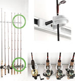 Dubro Trac-A-Rod Fishing Rod Rack 2ft & 4ft