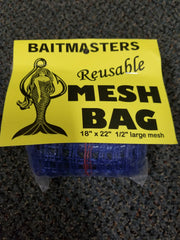 Baitmasters Reusable Mesh Chum Bag - Dogfish Tackle & Marine