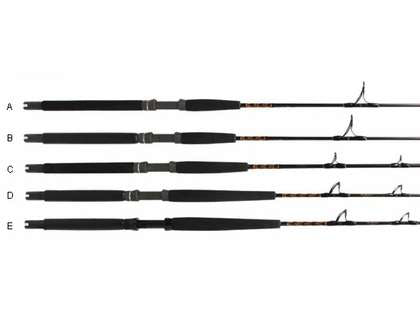 STAR ROD PARAFLEX BOAT ROD/CONVENTIONAL