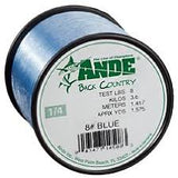 Ande Back Country Blue Monofilament