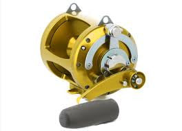 Avet EXW Series Big Game Reels -30/2 & 50/2