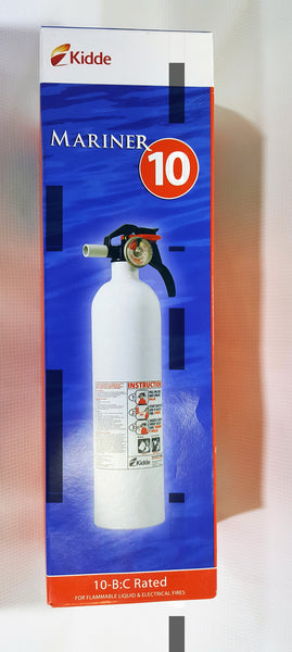 Kidde Mariner 10 Fire Extinguisher