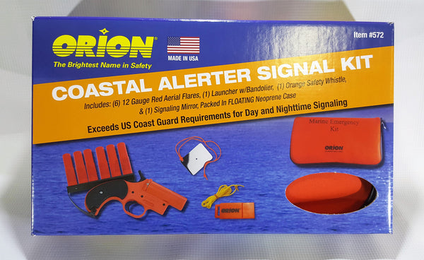 Orion Coastal Flair Kit