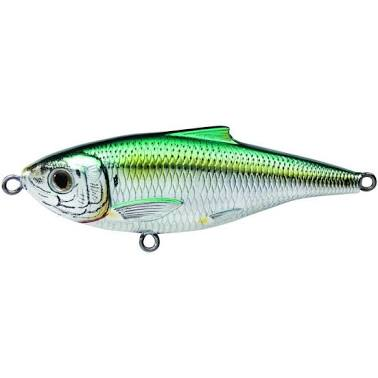 Live Target Scaled Sardine Suspending Silver/Green