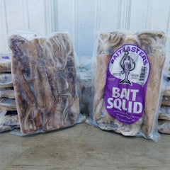 Baitmasters 1 Pound Frozen Squid - Dogfish Tackle & Marine