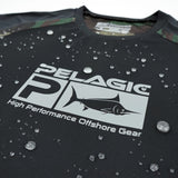 Pelagic Vaportek Sideline L/S Performance Shirt
