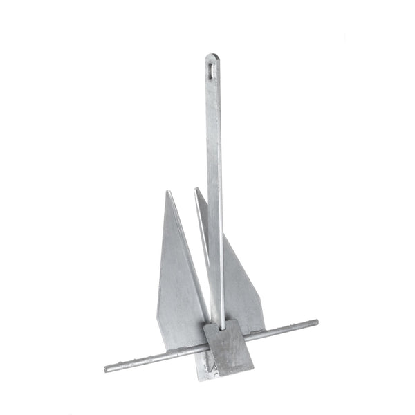 Seachoice Hot Dipped Galvanized Deluxe Anchor