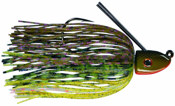 Strike King Swimming Jig Bluegill 1/4oz TGSJ14-234