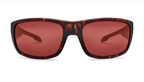 Kaenon Anacapa Polarized Sunglasses Matte/Tortoise/Copper