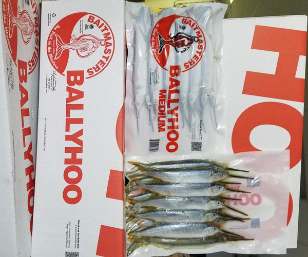 Baitmasters Ballyhoo Medium 12 pack