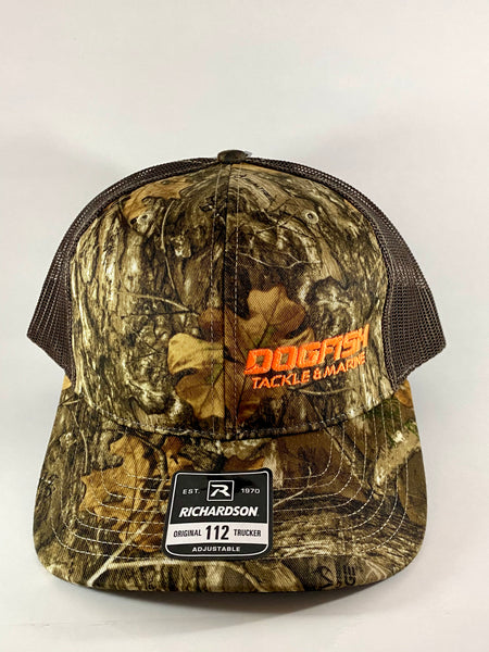 Dogfish Realtree Richardson Hat