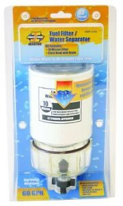 Invincible Marine Fuel Filter / Water Separator Kit