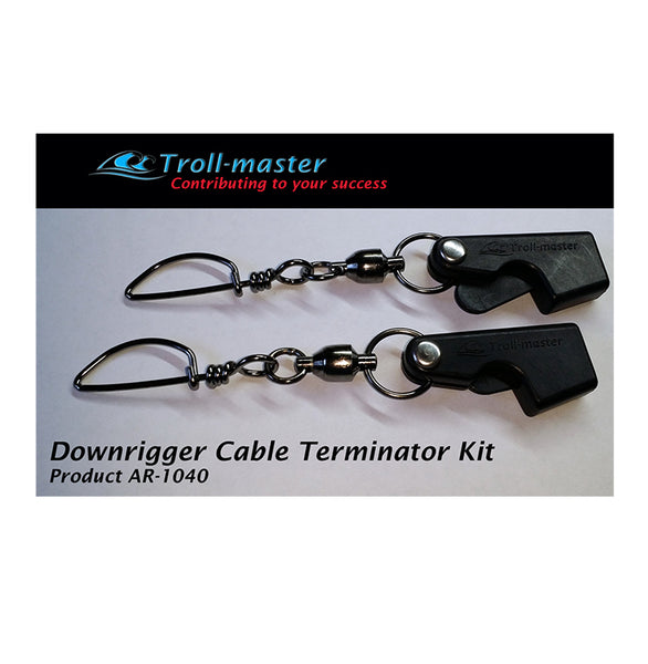Seahorse® Downrigger Cable Terminator Kit by Troll-Master