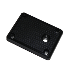 Penn/Seahorse® Fixed Mounting Base Plate by Troll-Master - Dogfish Tackle & Marine