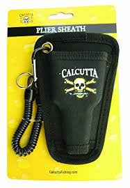Calcutta Molded Pliers Sheath Black w/Belt Clip -  CPS