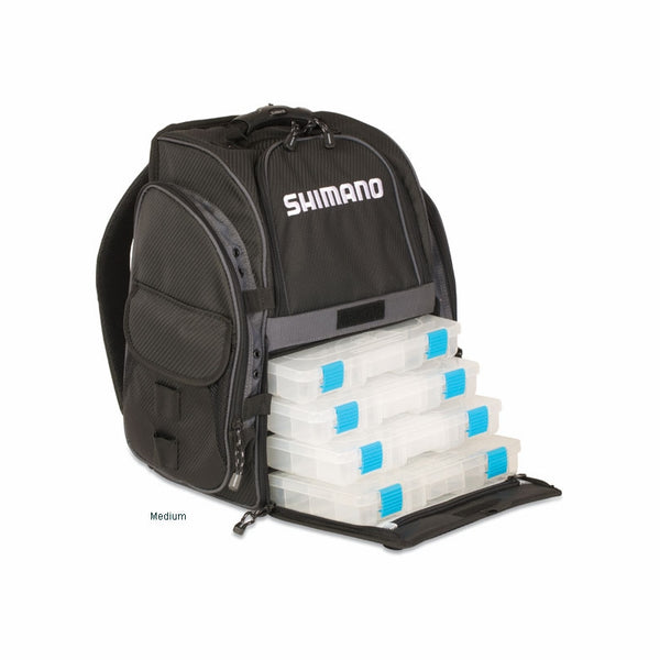 Shimano Blackmoon Fishing Backpacks