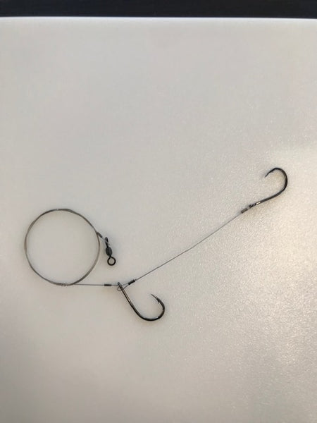 2 Hook Small Shark Rig