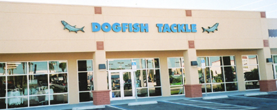 Welcome to Dogfish Tackle & Marine! Come on in and check out our online sales!