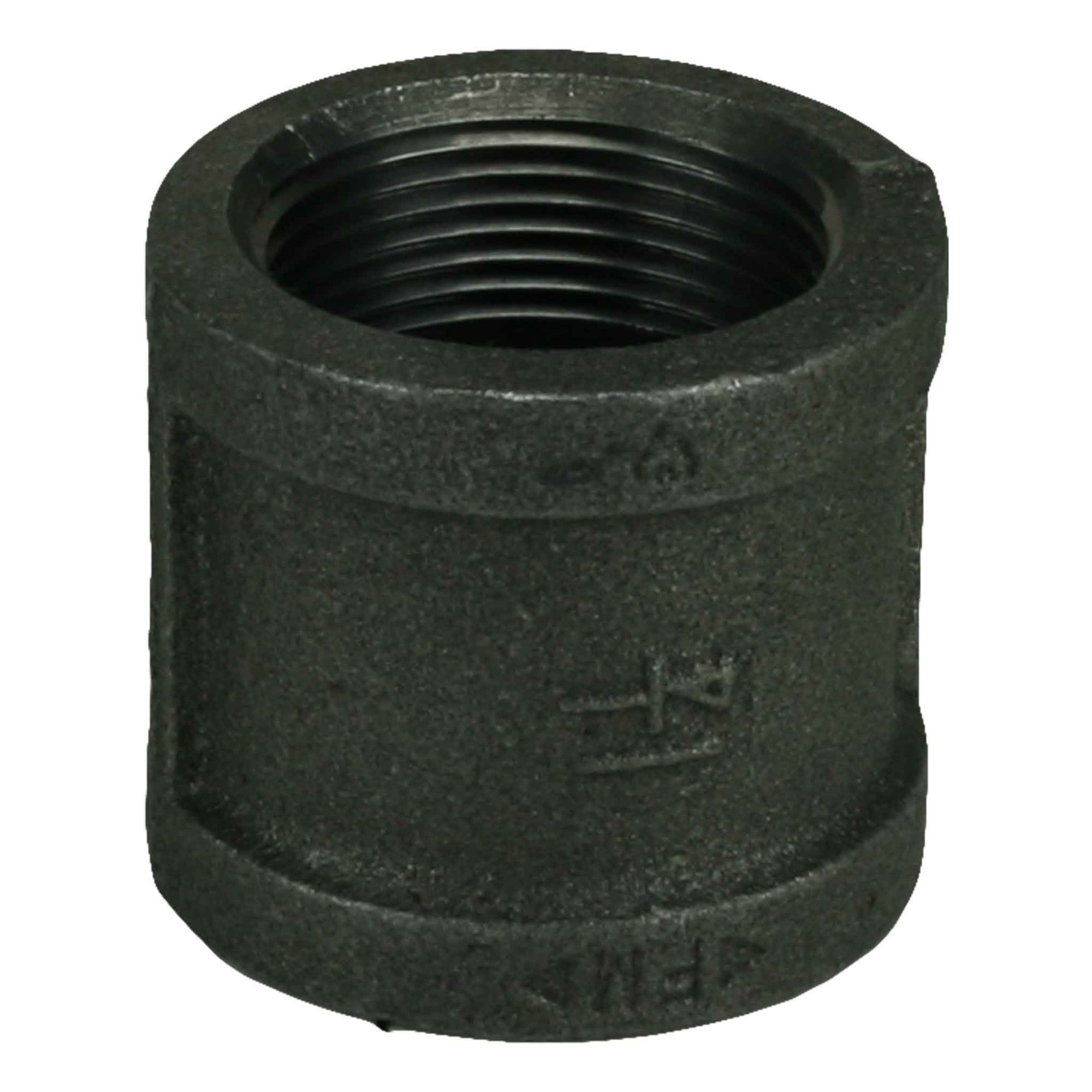 "1-1/4"" Black Iron Coupling"