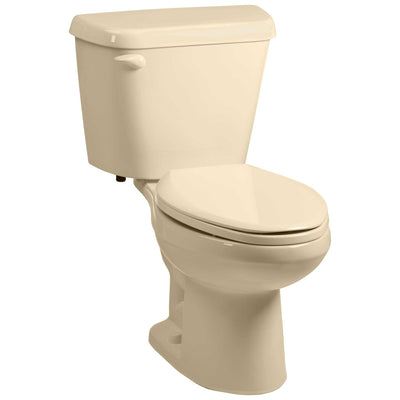 AltimaMAX Toilet HET (EL) 1.28 gpf Bone