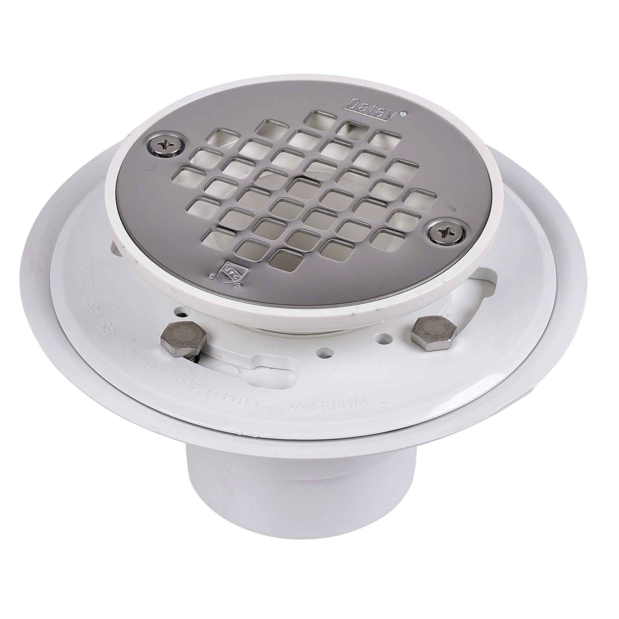 OATEY® 130 SERIES SHOWER DRAIN FOR TILE SHOWER BASES