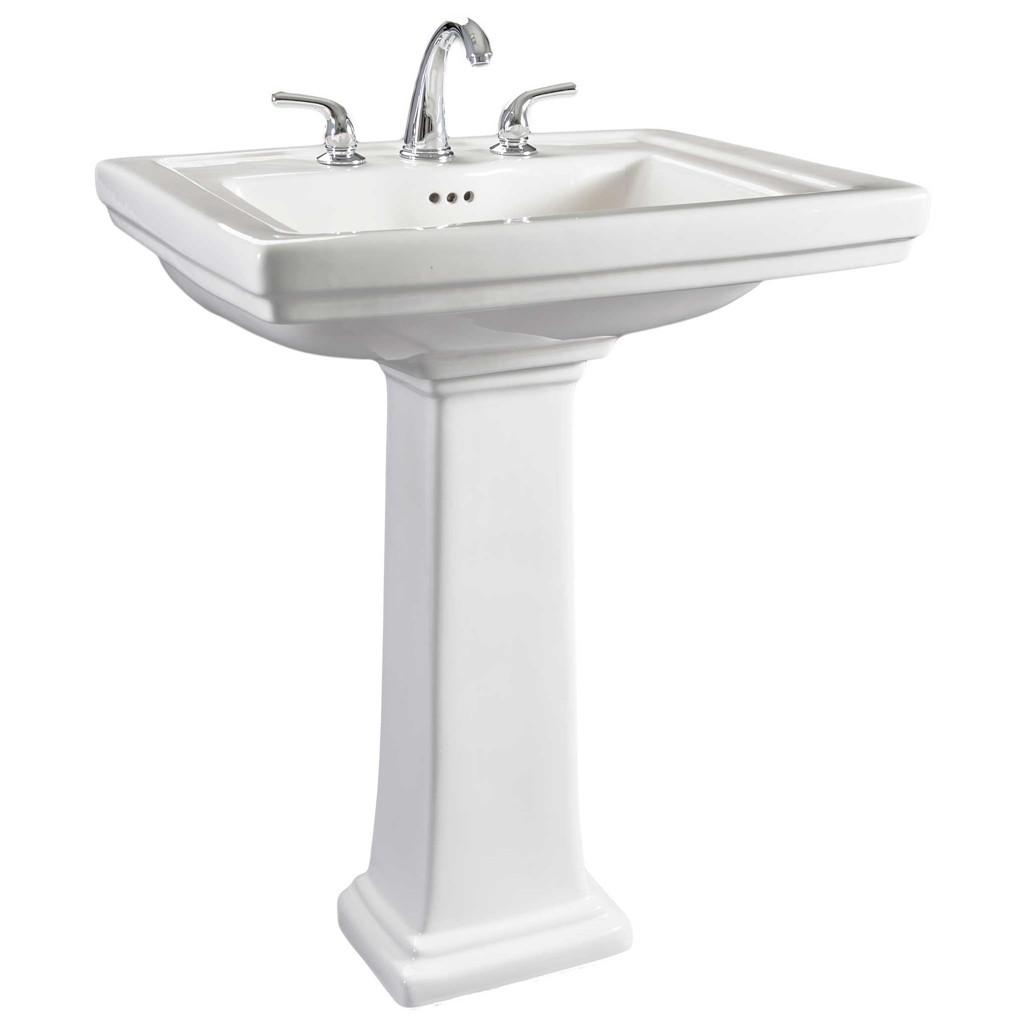 pin small sink in bath subway remodel gray cabinet medicine white with inset pedestal and