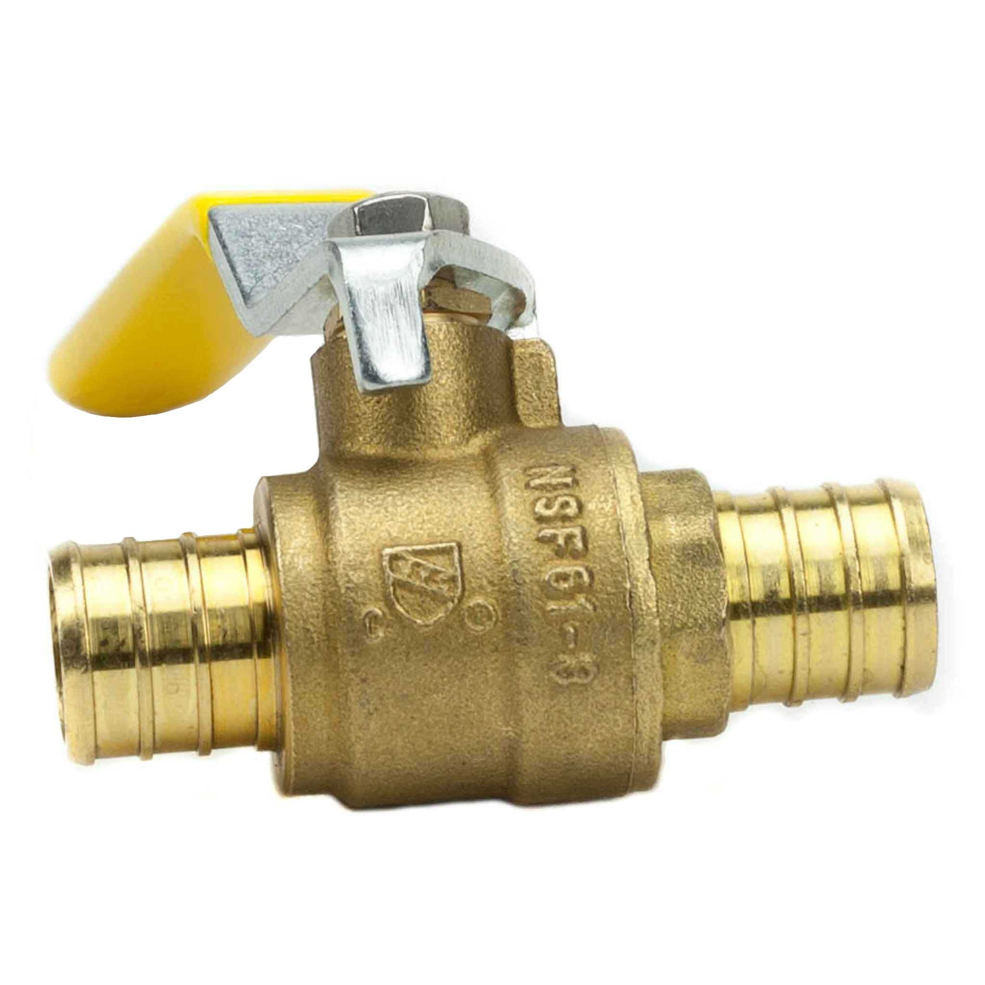 Full Port Pex Ball Valve (Lead Free)