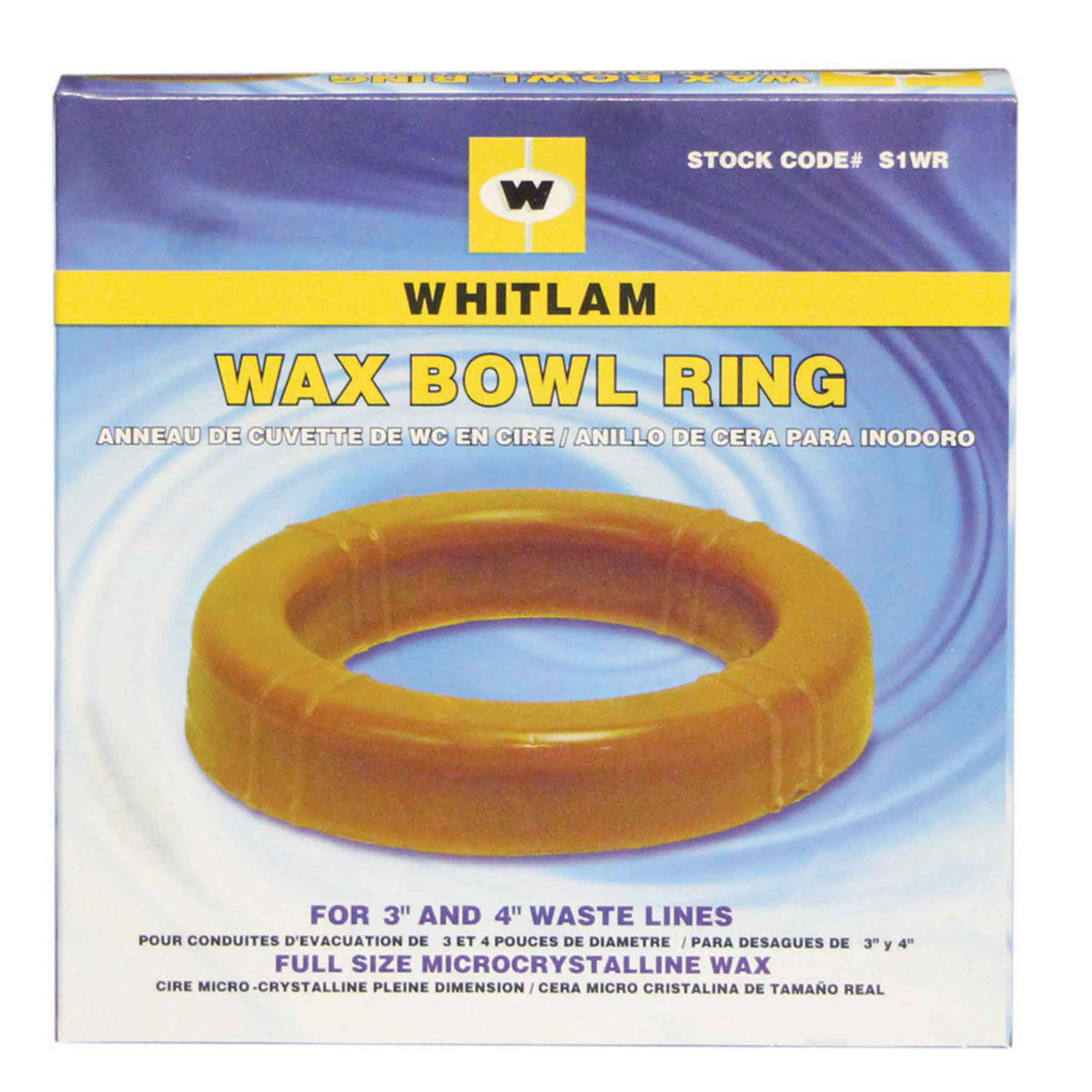 REGULAR WAX RING