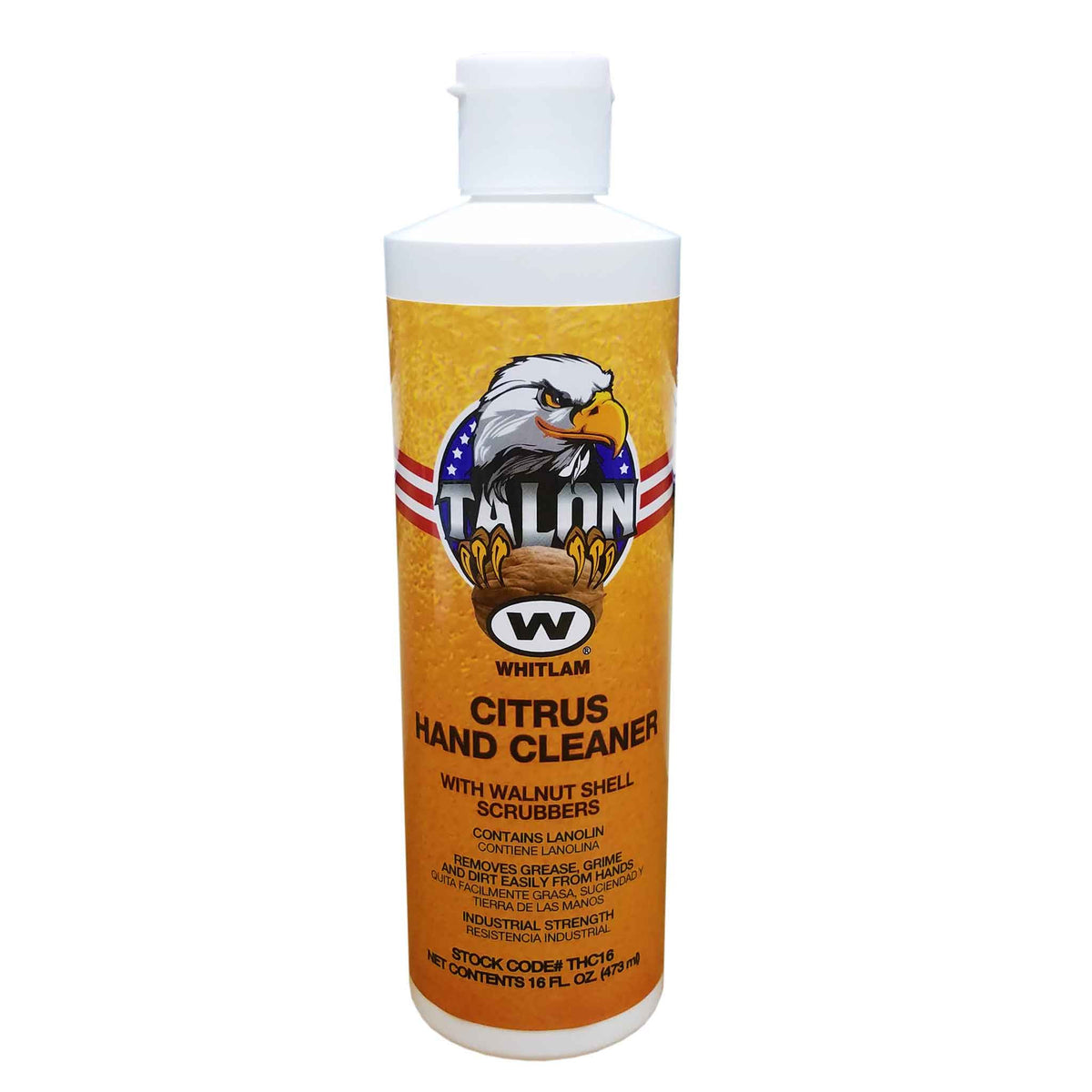 """TALON"" INDUSTRIAL GRADE HAND CLEANER"