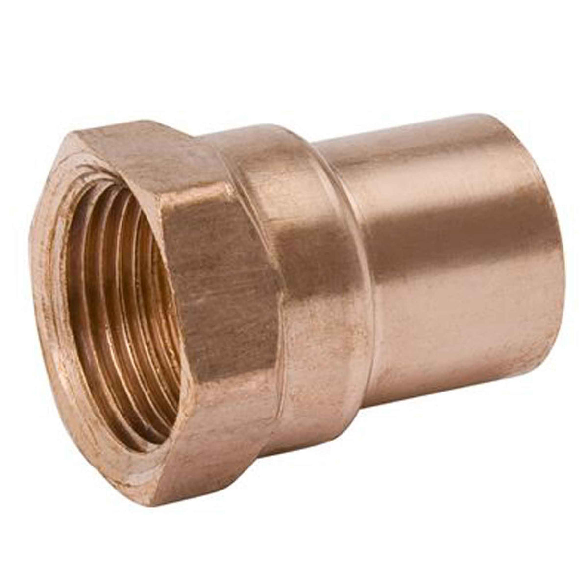 Copper x Female Adapter