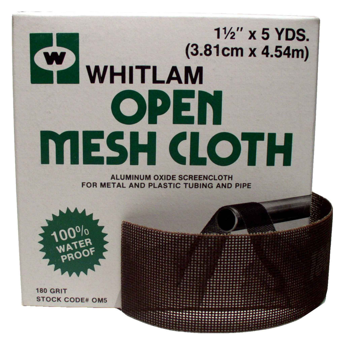 WATERPROOF OPEN MESH CLOTH