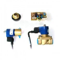 Freeze Protection Solenoid Valve Kit for Outdoor Units in Cold Regions