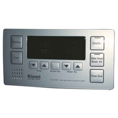 Bath Fill Remote Controller - 98-140 deg F