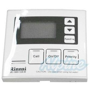 Deluxe Remote Controller - Clock and Call Features, 98-140 deg F