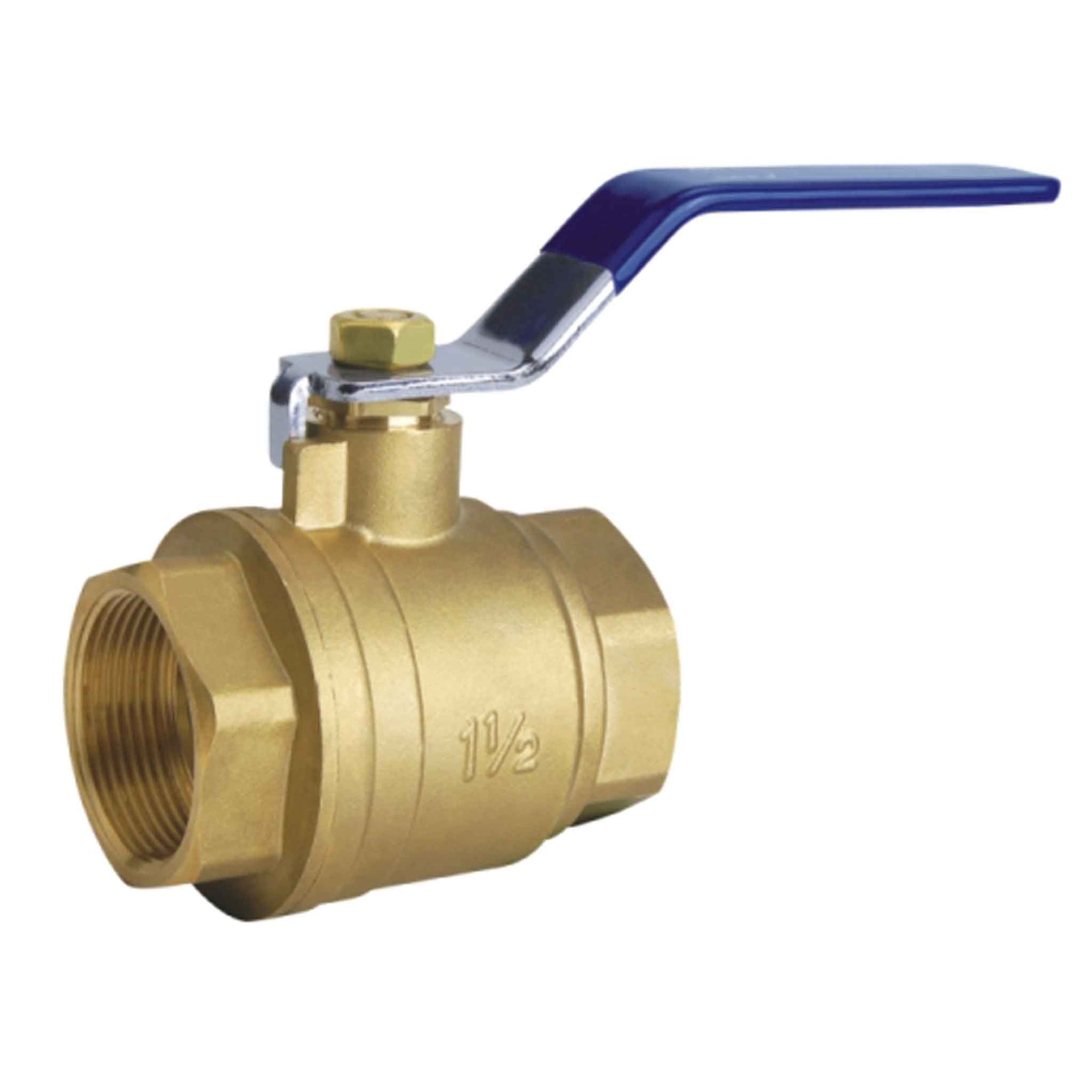 Female Pipe Thread Full Port Ball Valves (Lead Free)
