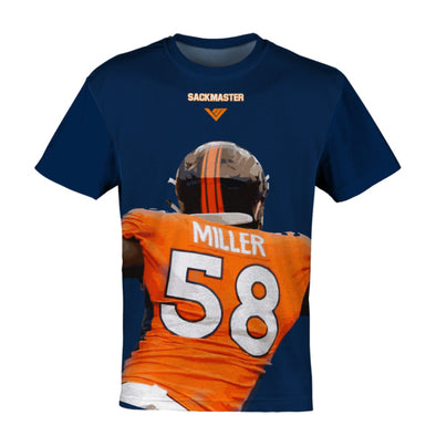 "Von Miller Official Kids ""Sack Master"" Performance Tee S/S"