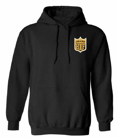 Champ Bailey Official '19 H.O.F. Limited Edition Name & Number Hoodie
