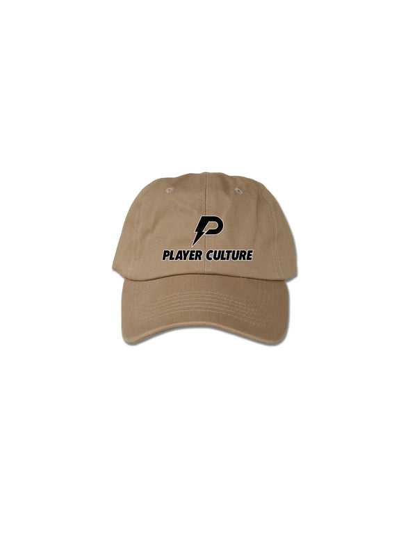 PLAYER CULTURE DAD'S CAP