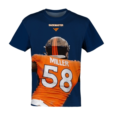 "Von Miller Official ""Sack Master"" Performance Tee S/S"