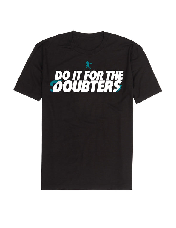 FRANK GORE OFFICIAL DO IT FOR THE DOUBTERS TEE