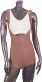 105 HIGH COMPRESSION HIPSTER GIRDLE WITH FRONTAL ZIPPER AND PELVIC HOOKS. - BODY SHAPE TECH