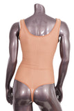 104 High Compression G-String Lined Body Shaper - BODY SHAPE TECH