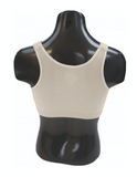 2016-S POST SURGICAL SPORTS BRA WITH FRONTAL HOOKS. - BODY SHAPE TECH