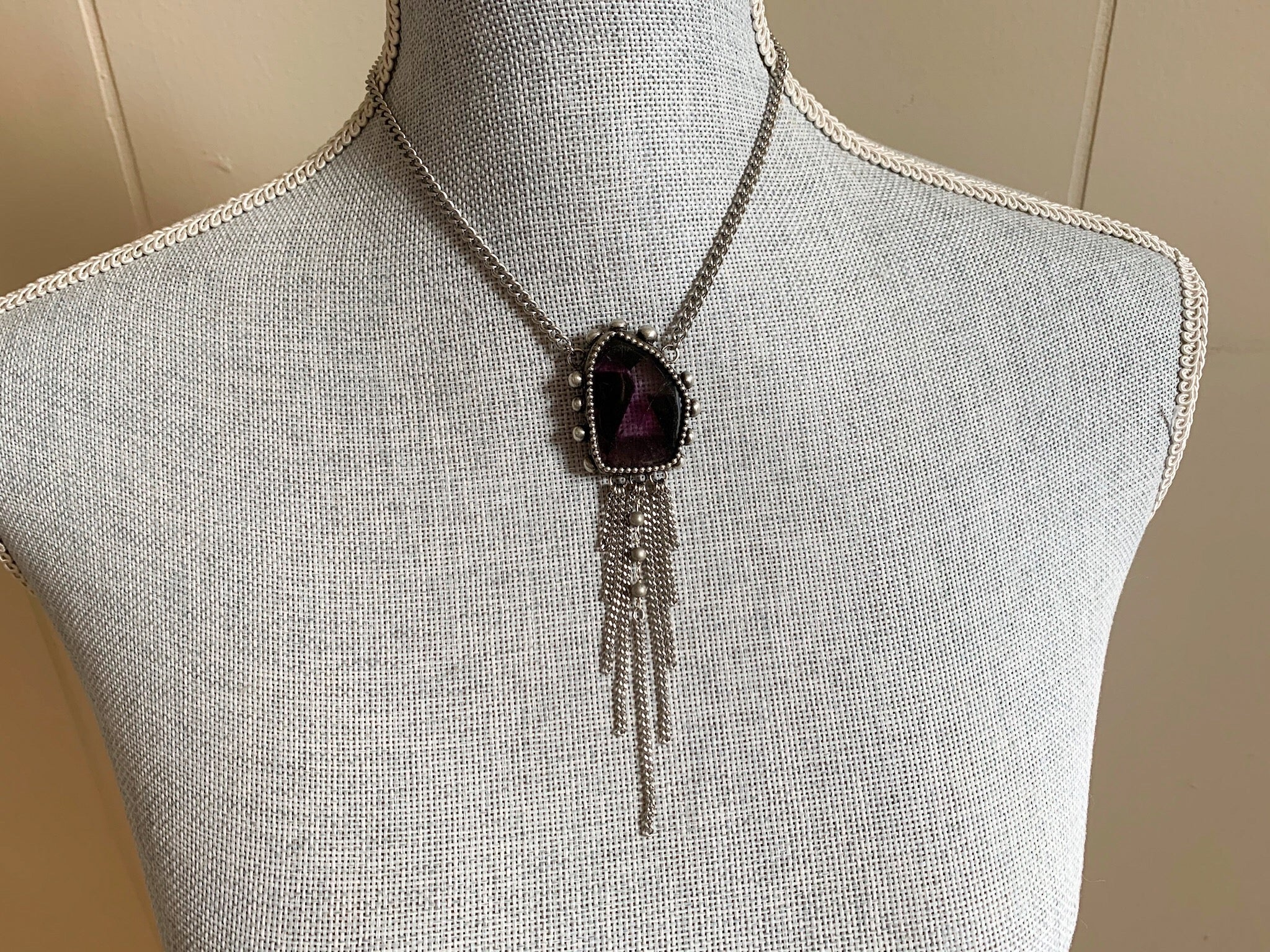 Purple Haze necklace