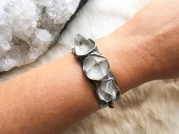 Light Warrior cuff