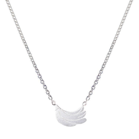 Peace letters Necklace